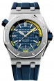 Fake Audemars Piguet Royal Oak Offshore Diver 15710ST.OO.A027CA.01
