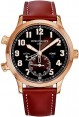 Fake Patek Philippe Calatrava Pilot Travel Time Mens Watch 5524R-001