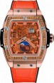Fake Hublot Spirit of Big Bang Moonphase King Gold Orange 647.OX.5381.LR.1206