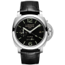 Fake Panerai Luminor 1950 8 Days GMT Acciaio PAM00233