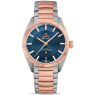Fake Omega Constellation Globemaster 130.20.39.21.03.001
