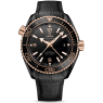 Fake Omega Seamaster Planet Ocean 600M GMT 215.63.46.22.01.001