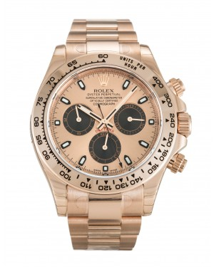 Fake Rolex Daytona Rose Baton 116505