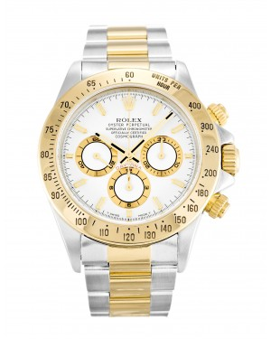 Fake Rolex Daytona White Baton 16523