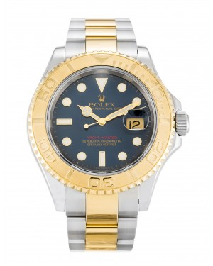 Fake Rolex Yacht-Master Blue Dial 16623