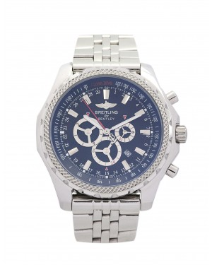 Fake Breitling Bentley GT Blue Dial Watch A13362