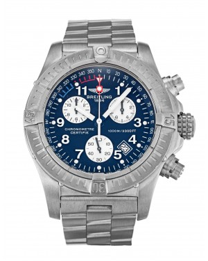 Fake Breitling Chrono Avenger Mens Watch E73360