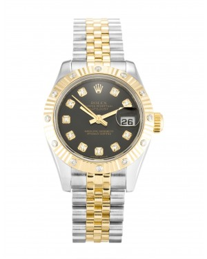 Fake Rolex Datejust Lady 179313