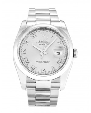 Fake Rolex Datejust Silver 116200