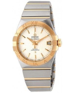 Fake Omega Constellation Automatic Mens Watch 123.20.38.21.02.006