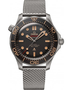 Replica Omega Seamaster Diver 300m James Bond 007 Watch 210.90.42.20.01.001