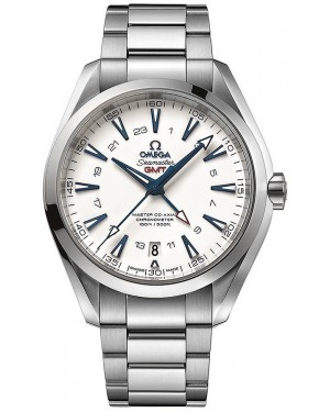 Fake Omega Seamaster Aqua Terra 150M Good Planet GMT Mens Watch 231.90.43.22.04.001