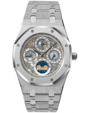 Fake Audemars Piguet Royal Oak Perpetual Calendar Mens Watch 25829ST.OO.0944ST.01