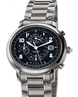 Fake Audemars Piguet Millenary Chronograph Mens Watch 25897ST.OO.1136ST.02