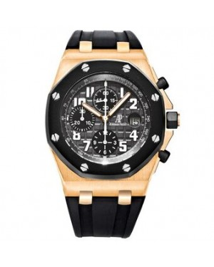 Fake Audemars Piguet Royal Oak Offshore Chronograph Watch 25940OK.OO.D002CA.01