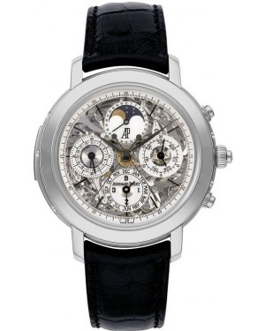 Fake Audemars Piguet Jules Audemars Grand Complication Mens Watch 25996PT.OO.D002CR.01