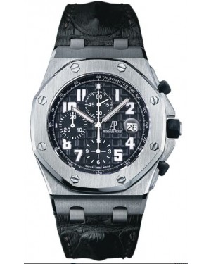 Fake Audemars Piguet Royal Oak Offshore Chronograph Watch 26020ST.OO.D101CR.01