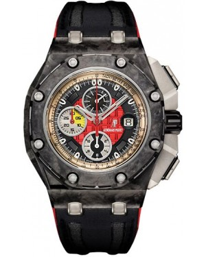 Fake Audemars Piguet Royal Oak Offshore Grand Prix Chronograph Watch 26290IO.OO.A001VE.01