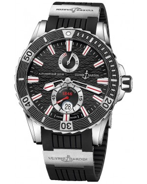 Fake Ulysse Nardin Maxi Marine Diver 44mm Mens Watch 263-10-3/92