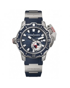 Fake Ulysse Nardin Diver Deep Dive Watch 3203-500LE-3/93-Hammer