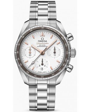 Fake Omega Speedmaster Chronograph 38 mm 324.30.38.50.02.001