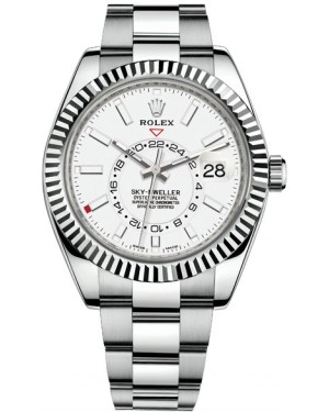 Fake Rolex Sky-Dweller 42 mm 326934-0001