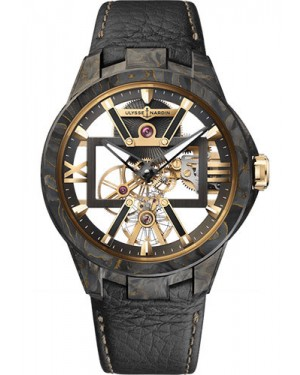 Fake Ulysse Nardin Executive Skeleton X Watch 3715-260/CARB