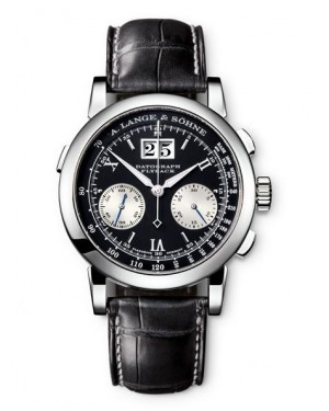 Fake A.Lange & Sohne Datograph Platinum Watch 403.035