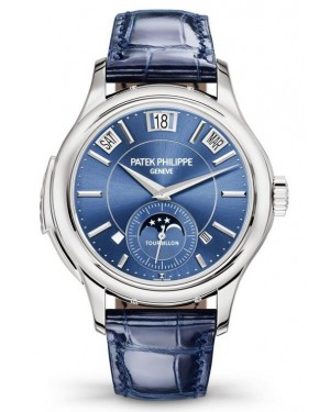 Replica Patek Philippe Grand Complications Minute Repeater Tourbillon Watch 5207G-001