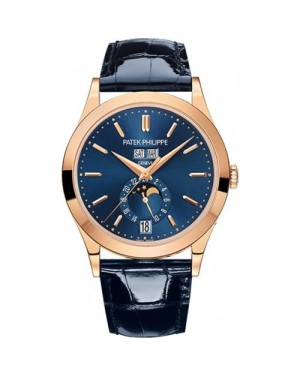 Fake Patek Philippe Complications Rose Gold Mens Watch 5396R-014