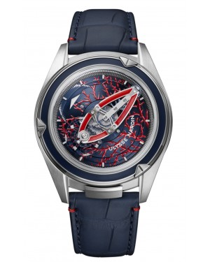 Fake Ulysse Nardin Freak Vision Watch 2505-250LE/CORALBAY.2