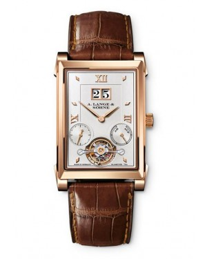 Fake A.Lange & Sohne Cabaret Tourbillon Watch 703.032
