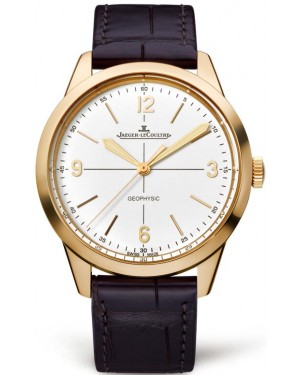Replica Jaeger-LeCoultre Geophysic 1958 Automatic 38.5mm Rose Gold 8002520