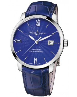 Fake Ulysse Nardin Classico Watch 8153-111-2/E3