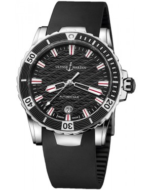 Fake Ulysse Nardin Diver 40mm Ladies Watch 8153-180-3/02