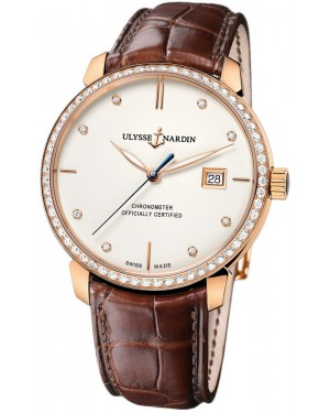 Fake Ulysse Nardin Classico Watch 8156-111B-2-991