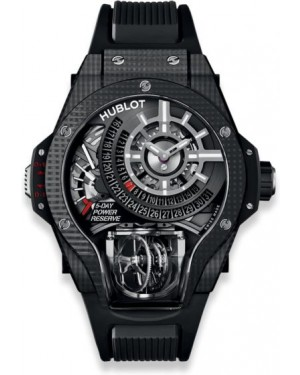 Fake Hublot MP-09 Tourbillon Bi-Axis 3D Carbon 909.QD.1120.RX