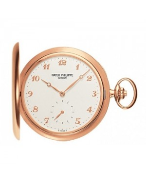 Fake Patek Philippe Pocket Mens Watch Rose Gold 980R-001