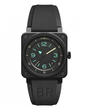 Fake Bell & Ross BR03-92 Automatic 42mm BR0392-IDC-CE/SRB