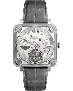 Replica Bell & Ross BR-X2 Tourbillon Micro Rotor Mens Watch BRX2-MRTB-ST