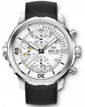 Fake IWC Aquatimer Chronograph Mens Watch IW376801