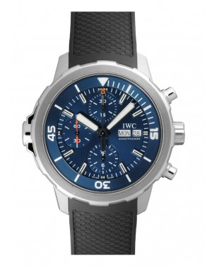 Fake IWC Aquatimer Chronograph Edition Expedition Jacques-Yves Cousteau IW376805