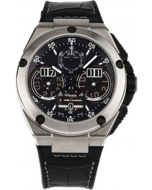 Fake IWC Ingenieur Perpetual Calendar Digital Date-Month Watch IW379201