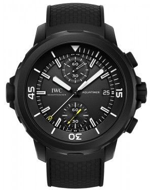 Fake IWC Aquatimer Chronograph Galapagos Islands Mens Watch IW379502