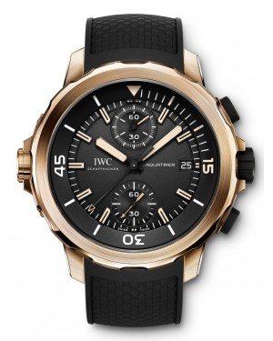 Fake IWC Aquatimer Chronograph EditionExpedition Charles Darwin IW379503
