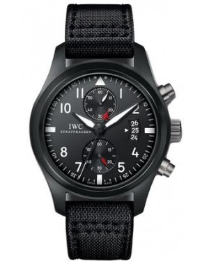 Fake IWC Pilot's Chronograph Top Gun Watch IW388001