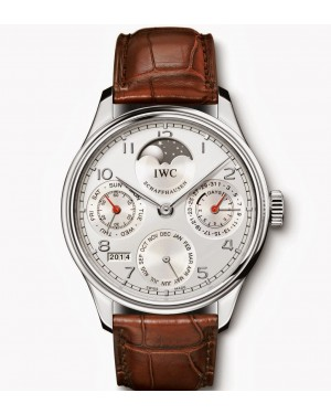 Fake IWC Portuguese Perpetual Calendar Boutique Edition IW502308