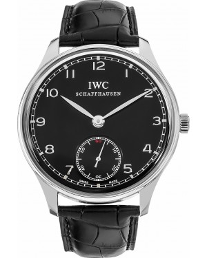 Fake IWC Portugieser Hand-Wound Mens Watch IW545407