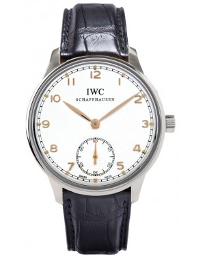 Fake IWC Portugieser Hand-Wound Mens Watch IW545408