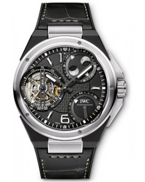 Fake IWC Ingenieur Constant-Force Tourbillon Watch IW590001